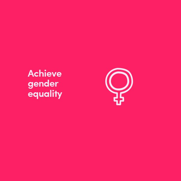 Gender Equality, SDG Goal 5, Elevate Super