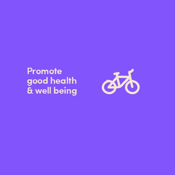 Good health and wellbeing - SDG Goal 3 - Elevate Super