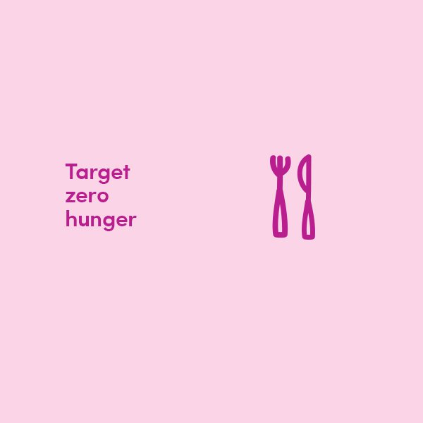Zero hunger - SDG Goal 3 - Elevate Super
